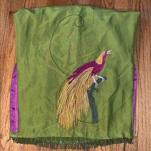 Peacock Skirt, NWOT